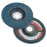 Лепестковый зачистной диск D = 115мм P60