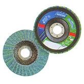 Лепестковый зачистной диск D = 115мм P40